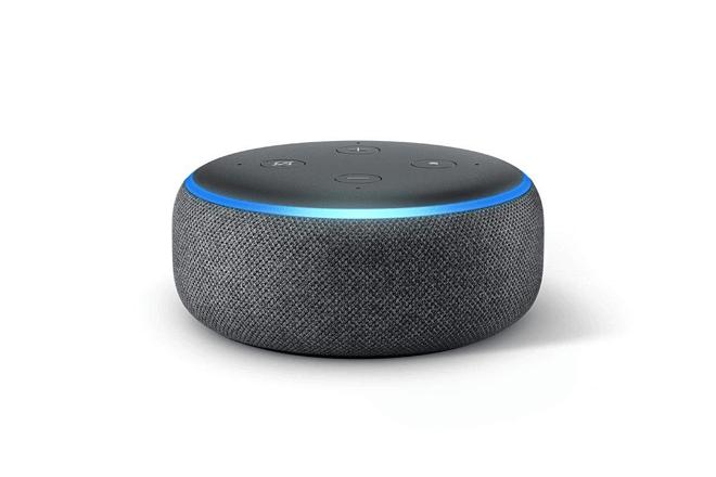Añade Alexa a cualquier habitación con Echo Dot