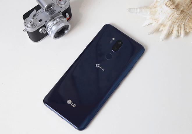 EL LG G7 está entre los móviles que menos radiación emiten en 2018