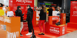 AliExpress y El Corte Inglés sellan un acuerdo para abrir una 'pop up' en Madrid