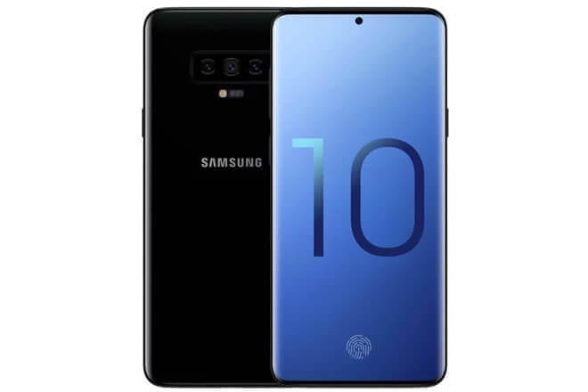 rumores del Samsung Galaxy S10