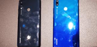 Huawei P Smart y Huawei P smart 2019