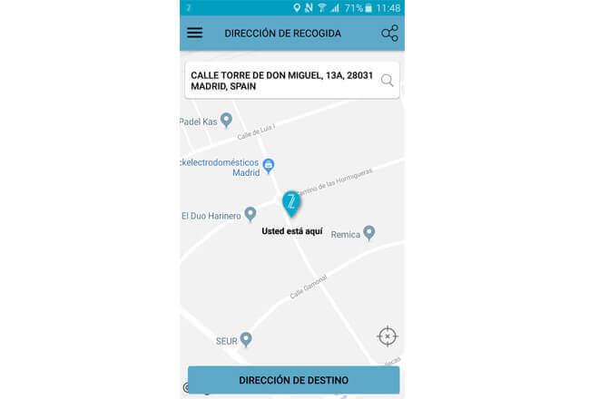 Venze, la app de coches accesibles para personas con movilidad reducida