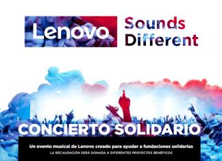 """""""Lenovo Sounds Different"""" es el concierto solidario del que ya forman parte Love of Lesbian, La Habitación Roja, Elefantes, Neuman, Varry Brava, Dorian DJ, Maico, Siloé y OchoyMedio DJ's el próximo 17 de enero"""