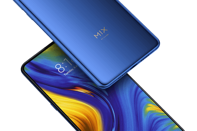 Mi MIX 3 5G es el primero móvil de Xiaomi capacitado para 5G