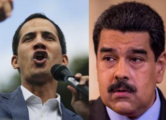 OK Google quién es el Presidente de Venezuela