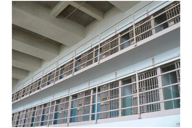 foto de celdas de una cárcel