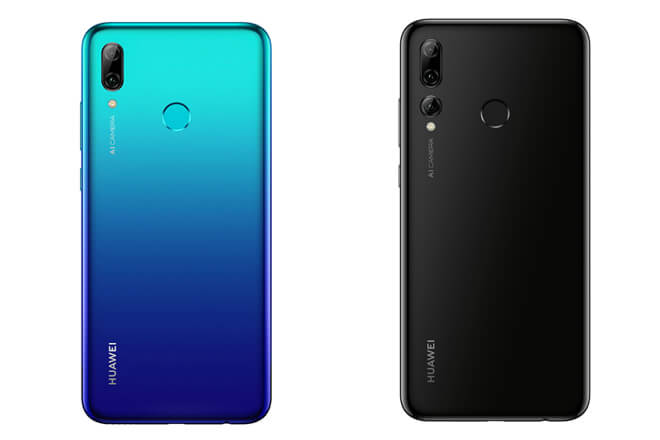 comparativa del Huawei P Smart 2019 Vs Huawei P Smart Plus 2019