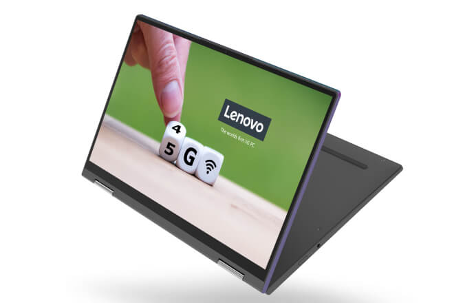 PC 5G de Lenovo
