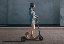Mi Electric Scooter Pro con motor de alto rendimiento