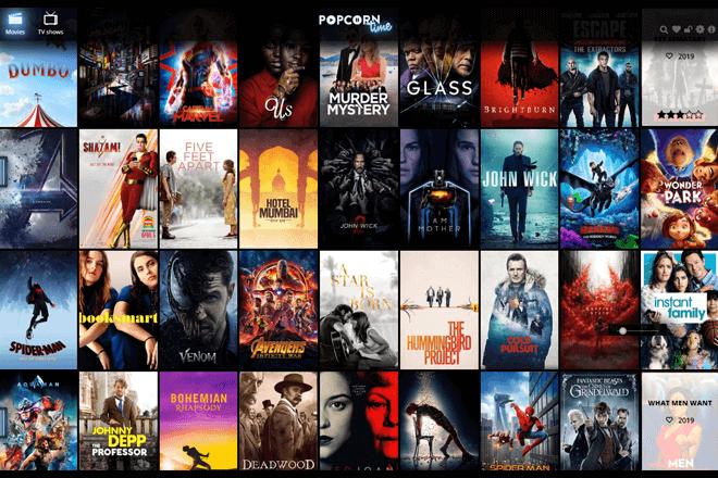 Con Popcorn Time podrás ver las últimas películas y series en streaming y con buena calidad