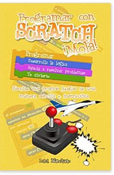 Portada del libro Programar con Scratch ¡Mola!
