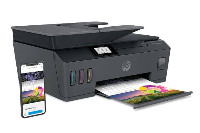 La serie HP Smart Tank Plus 500/600 realizan impresiones con una calidad sorprendente cada vez; pudiendo imprimir textos oscuros y nítidos, gráficos con colores vibrantes e incluso fotos resistentes a la decoloración, todo desde la comodidad del hogar