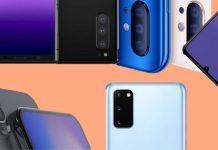 LOs mejore nuevos móviles para 2020