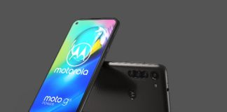 Fotografía del Moto g8 Power de Motorola
