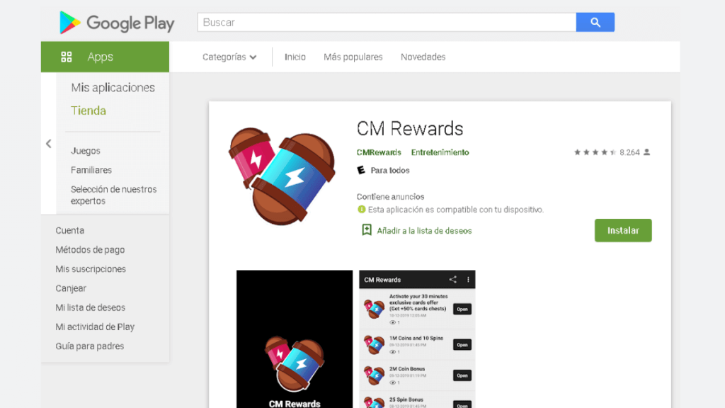 Esta app para conseguir spins gratis en Coin Master proporciona recompensas diarias del juego.