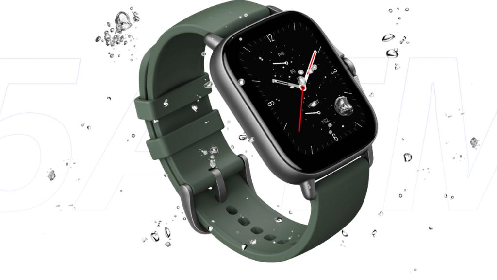 Con este reloj los usuarios pueden nadar sin contratiempo.