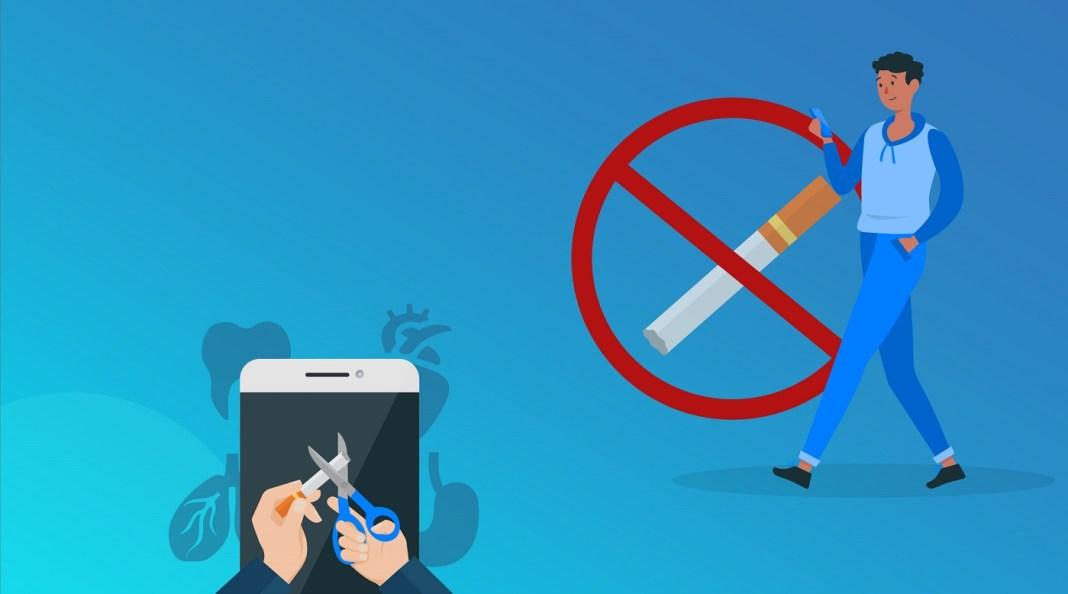 Tecnología para dejar de fumar