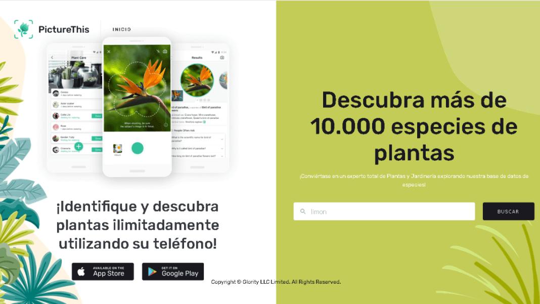 app para plantas