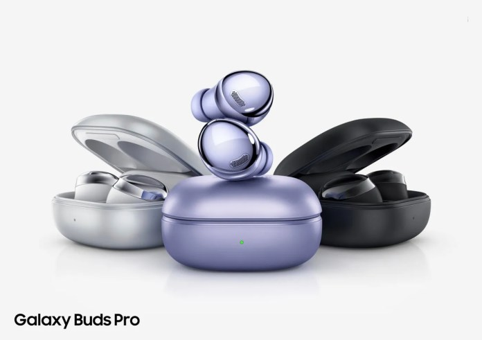 Samsung Galaxy Buds Pro colores