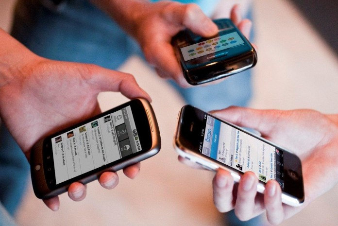 Ciberataques móviles
