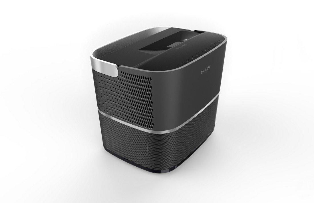 Philips Screeneo 2.0, el nuevo proyector de cine en casa