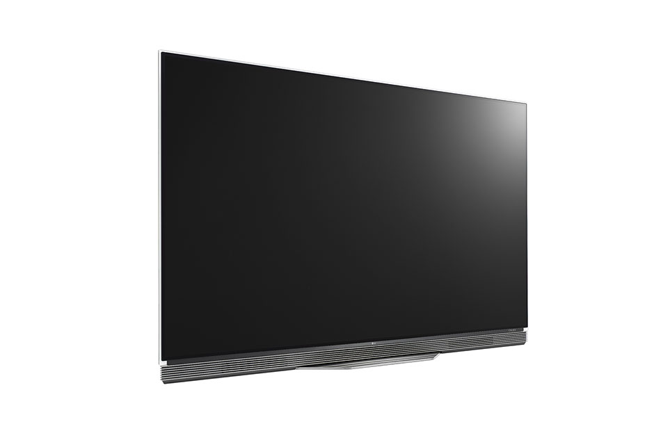 LG OLED65E6V, televisor OLED plano con 4K HDR