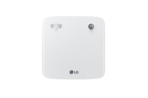 LG PH150G permite ajustar su enfoque