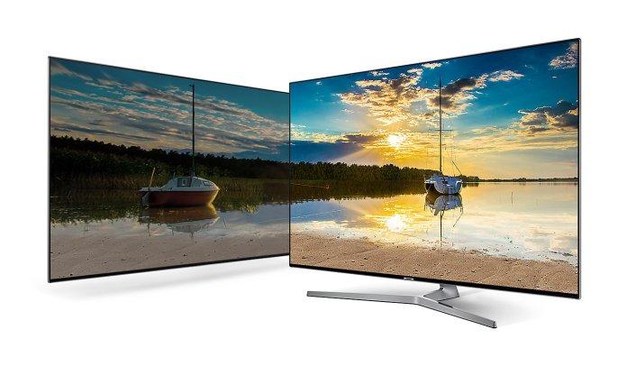 Samsung UE55MU8005 trabaja con varias tecnología de mejora de imagen y vídeo