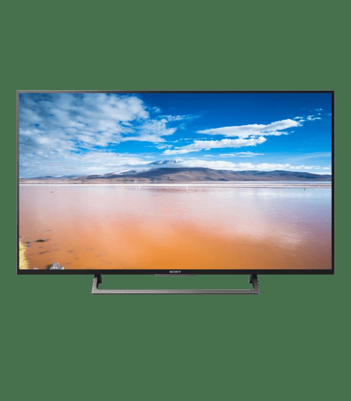SONY KD-43XE8096: Gama media Bravia 2017 que rebosa calidad