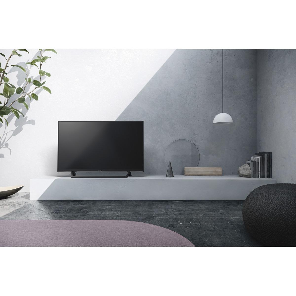 Sony KDL-40WE660, un SmartTV básico con grandes aspiraciones