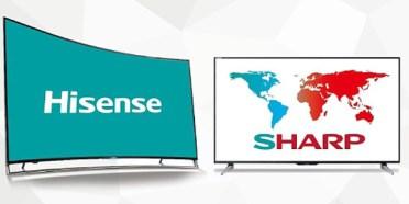 ¿Qué pasará en la demanda Sharp HiSense?