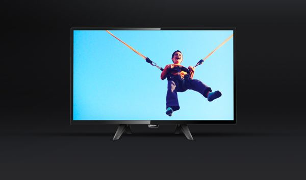 Philips 32PHT5302/12, Smart TV con HD Ready