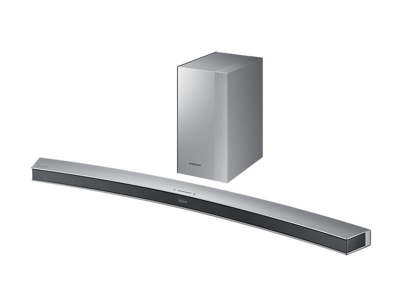 SAMSUNG HW-4501/ZF, barra acústica ambiciosa y de precio medio