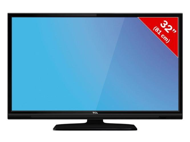 Ejemplo de diagonal en cm de una TV de 32 pulgadas