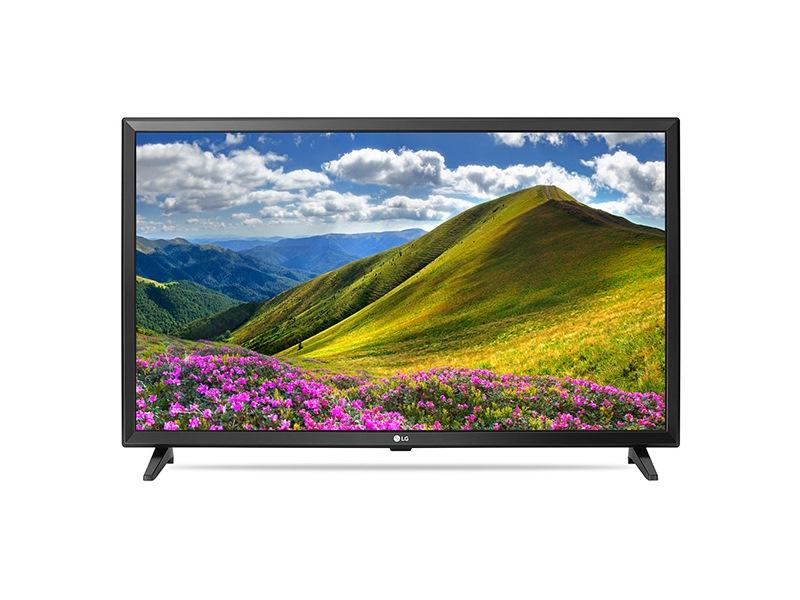 LG 32LJ510B, TV económica con HDMI y USB.