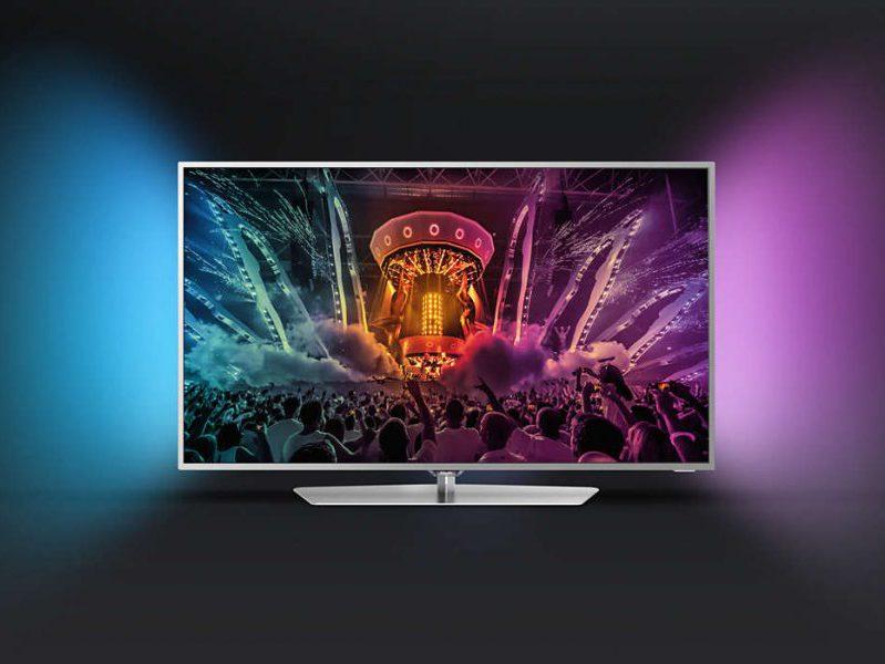 Philips 55PUS6551/12 es un televisor ideal