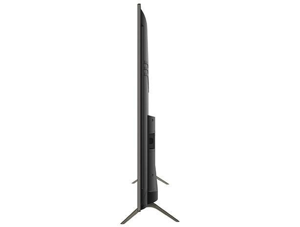 Así es este televisor de perfil