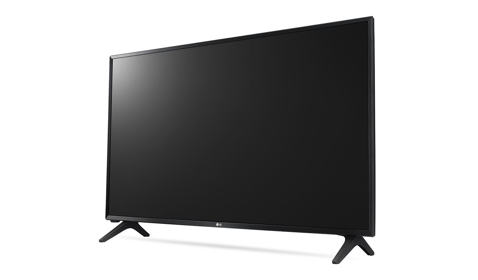 LG 32LJ500V, televisor sencillo y económico con el que hacer de todo