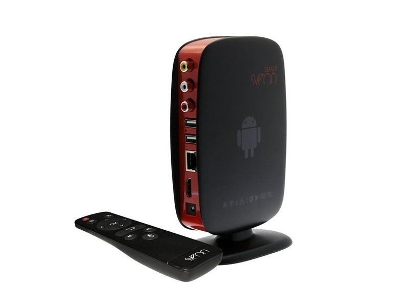 Sveon SSL 4420, reproductor Android muy barato para tu TV