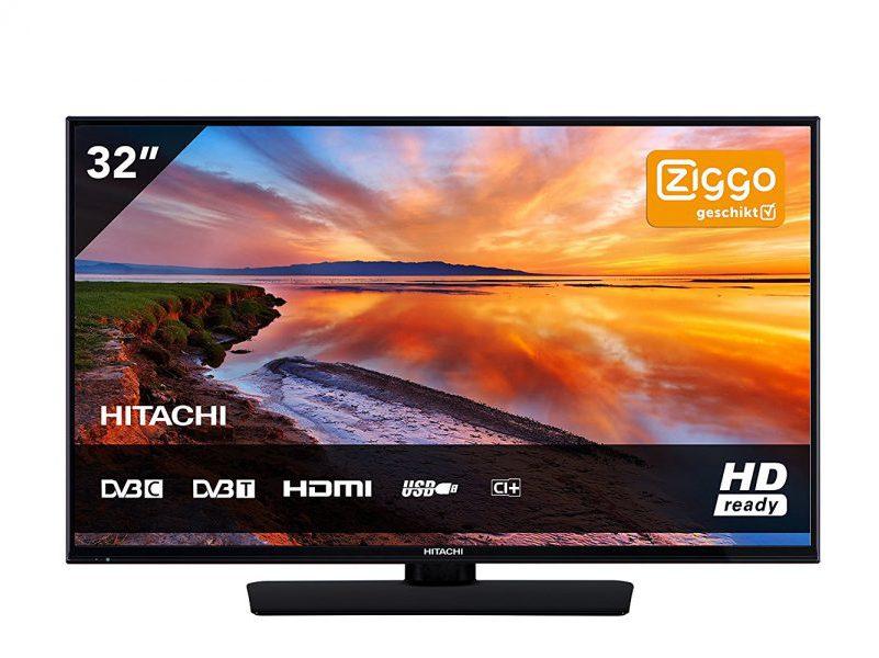 """Hitachi 32HB4C01, un televisor barato de 32"""" que quieres conocer"""