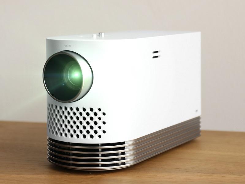 LG Smart Laser TV