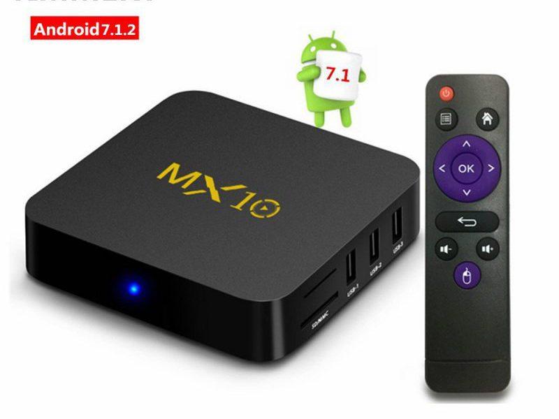 MX10 TV BOX, una caja buena para un precio tan asequible