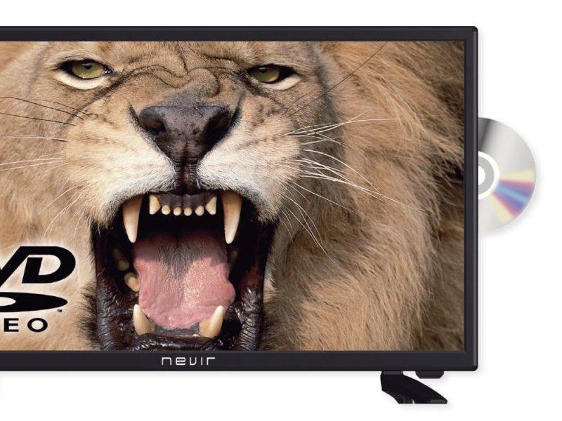 Nevir NVR-7412-24HDDVD-N, un televisor para los niños