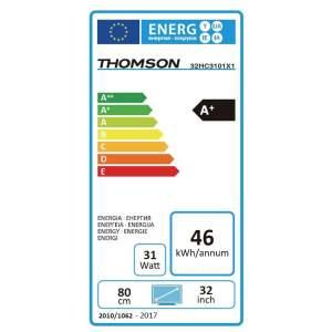 Thomson 32HD3101, A+