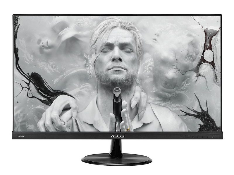 Asus VP239H, un monitor que protege tus ojos con su filtro de luz azul