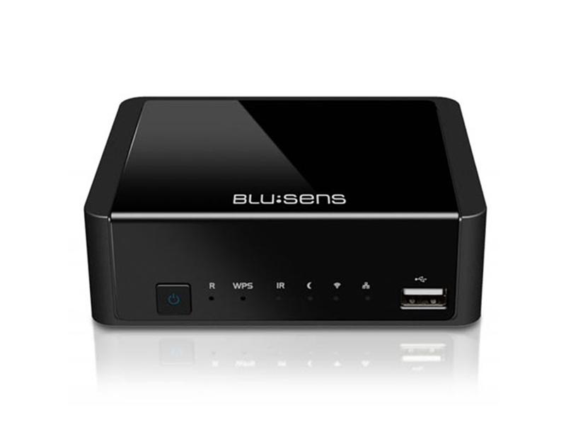 Blusens WEB:TV-PRO, muy ligero aunque cargado de contenido