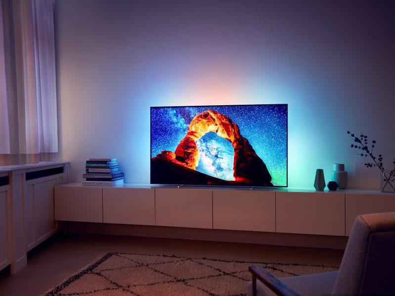 Ya se conoce el nuevo catálogo OLED de Philips