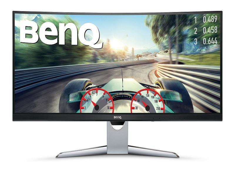 BenQ EX3501R, monitor curvo con un rendimiento impecable