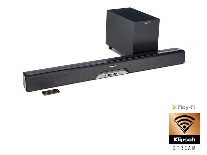 Klipsch RSB-8, una barra de sonido que ofrece un sonido de película