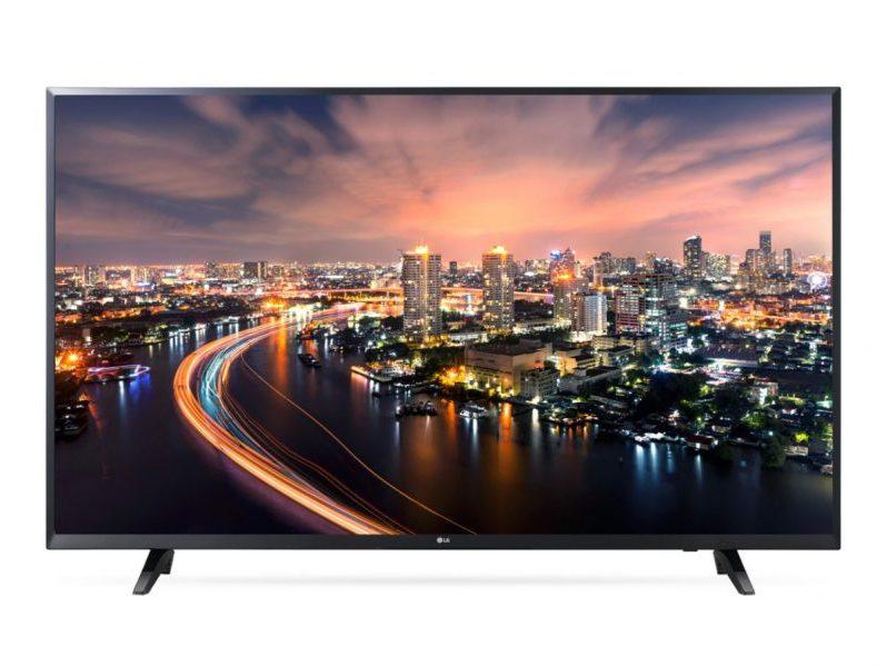 LG 55UJ620V, otro estupendo televisor de gama media de gran calidad